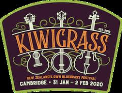 Kiwigrass 2020 Logo