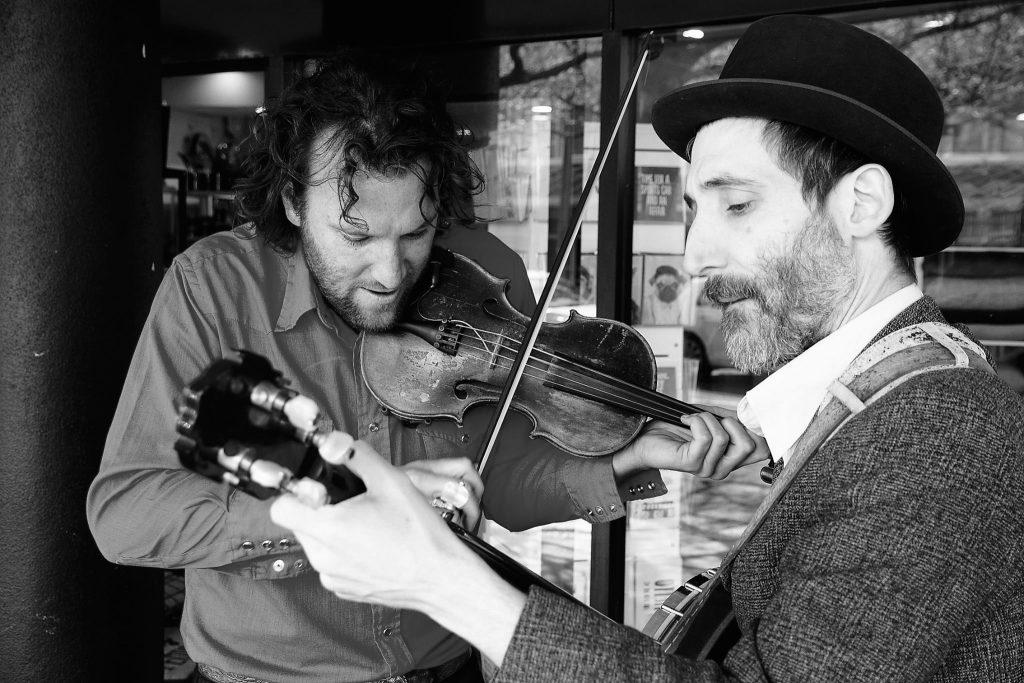 Dave Kahn and David Ward